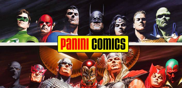 Resultado de imagem para editora panini comics