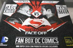 Caixa da Fan Box de Abril