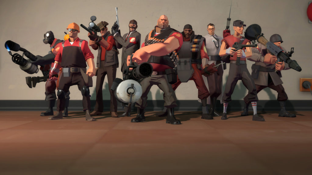 Team Fortress 4