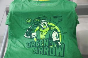 Camisa do Arqueiro Verde