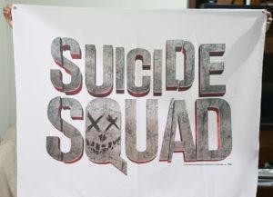 Bandeirão do filme
