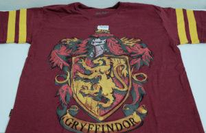 Camiseta da Grifinória