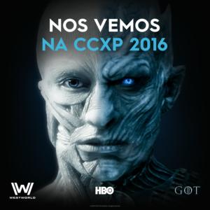 HBO na CCXP 2016