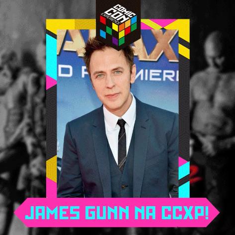 James Gunn CCXP 2016