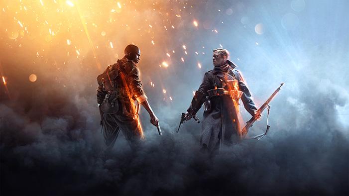battlefield 1 - campanha