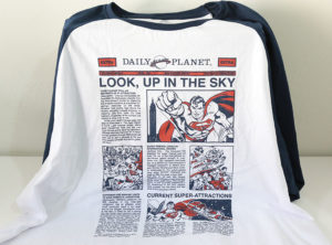 Segunda camiseta