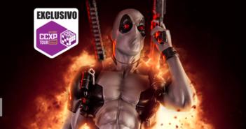 Iron Studios – Deadpool X-Force CCXP Tour 2017