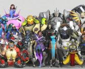 Overwatch – Blizzard divulga artes conceituais de heróis rejeitados do game