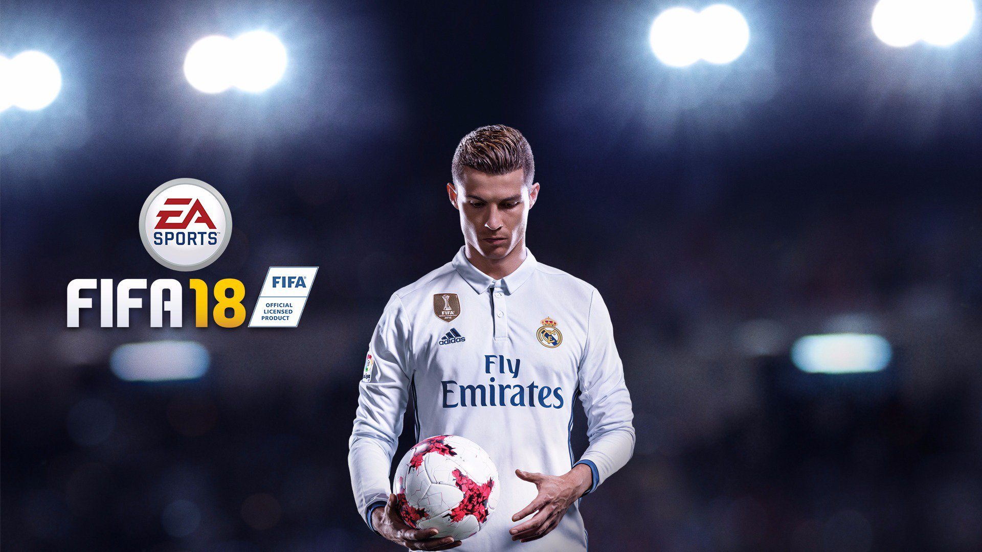 fifa 18 game ganha trailer e ter cristiano ronaldo na capa. Black Bedroom Furniture Sets. Home Design Ideas