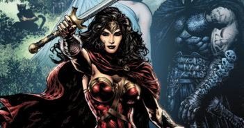 DC Renascimento: Mulher-Maravilha – Mentiras e Ano Um – Resenha