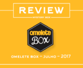Review Mystery Box – Omelete Box Julho 2017