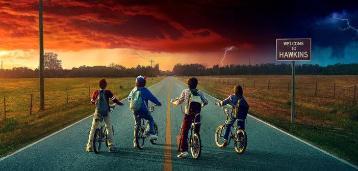 Stranger Things – Cartazes da 2ª temporada homenageiam clássicos do cinema