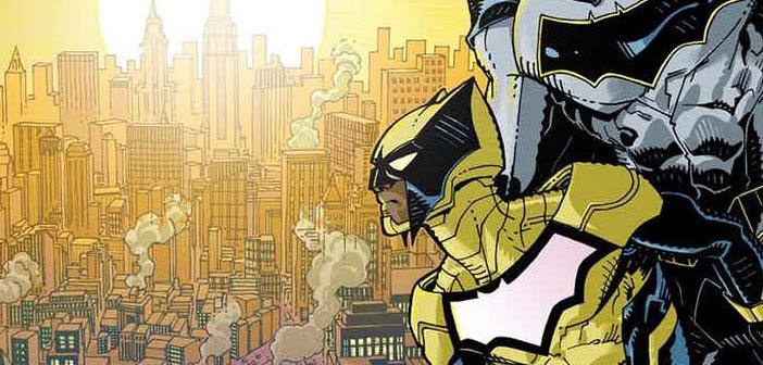 DC – Duke Thomas ganhará título ao lado do Batman