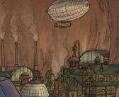 Salto – Uma Aventura Steampunk busca apoio no Catarse