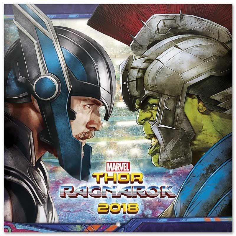 Thor: Ragnarok - Novas imagens colocam Thor e Hulk frente a
