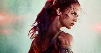 Tomb Raider – Lara Croft é o destaque do primeiro cartaz do reboot