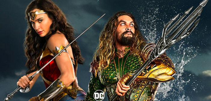 Liga da Justiça – Heróis estampam novo pôster do filme