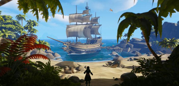 BGS 2017 – Os piratas se divertem em Sea of Thieves