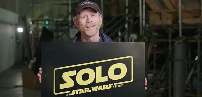Solo: Uma História Star Wars – Derivado ganha título oficial