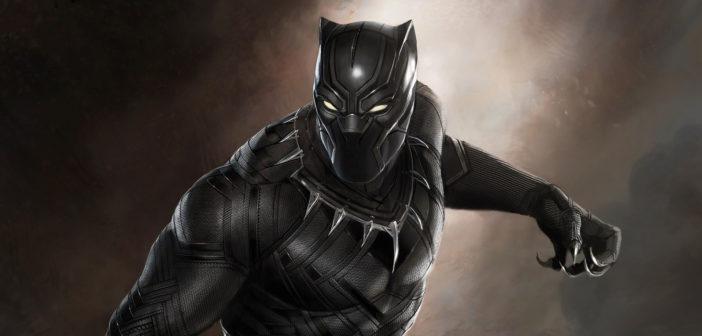 Pantera Negra – Filme ganha novo trailer e cartaz