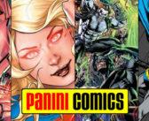 Panini Comics – Checklist DC Novembro de 2017