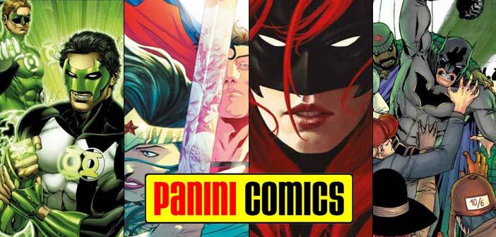 Panini Comics – Checklist DC Janeiro 2018