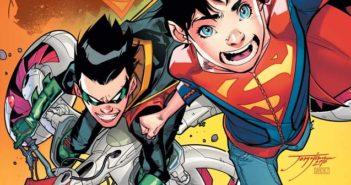 DC – Super Filhos é cancelada pela DC Comics