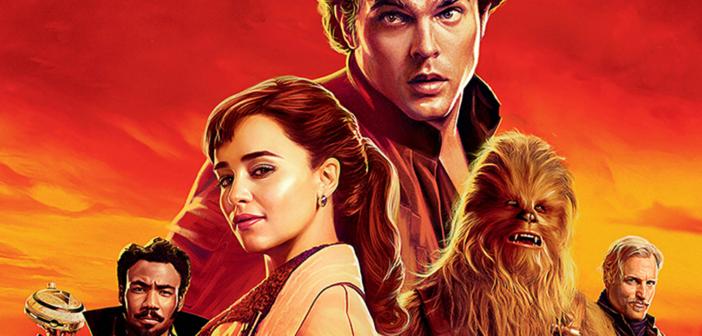 Han Solo: Uma História Star Wars ganha pôsteres especiais
