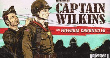 Wolfenstein II: Os Feitos do Capitão Wilkins já está disponível