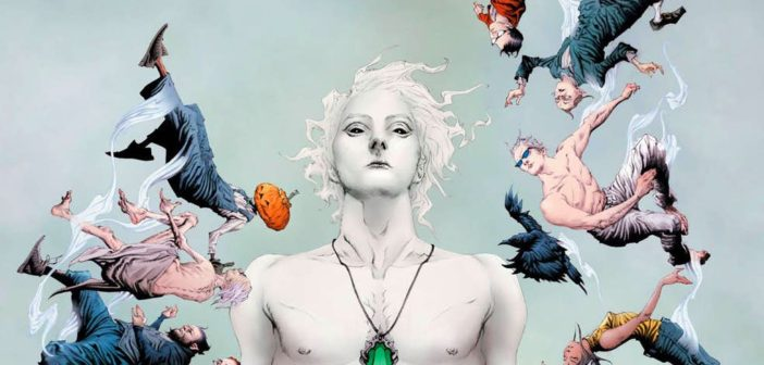 DC – Neil Gaiman anuncia lançamento de Universo Sandman