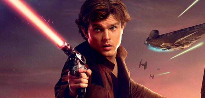 Confira os novos cartazes de Han Solo: Uma História Star Wars