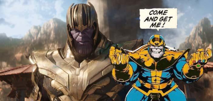 Marvel – Conhecendo Thanos, o Titã Louco