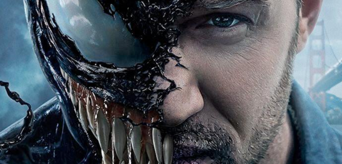 Novo trailer de Venom revela o visual do anti-herói
