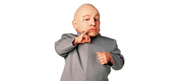 Morreu o ator Verne Troyer, o eterno Mini-me