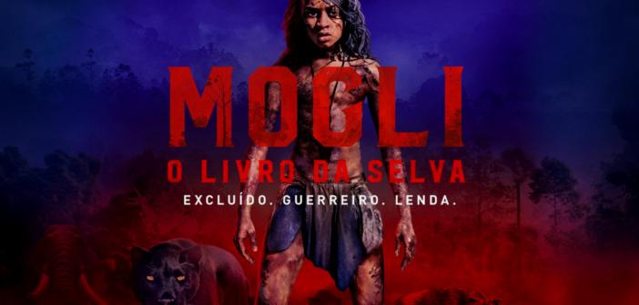Mogli: O Livro da Selva – Nova adaptação de Andy Serkis ganha trailer