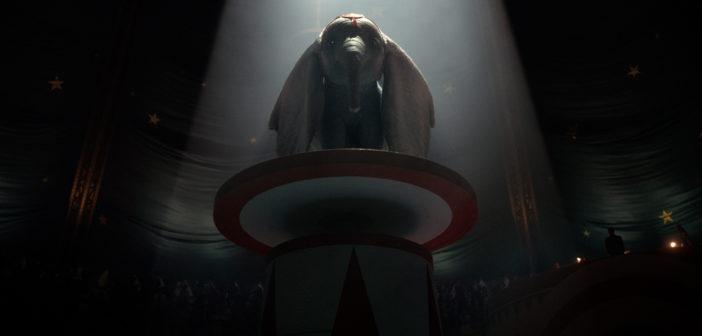 Confira o primeiro trailer do live-action de Dumbo