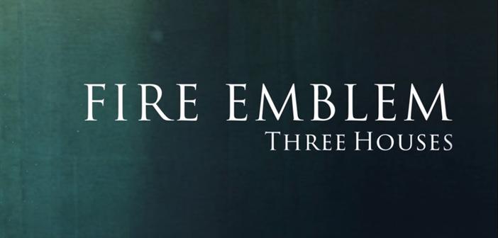 E3 2018 – Fire Emblem: Three Houses chega em 2019 ao Nintendo Switch