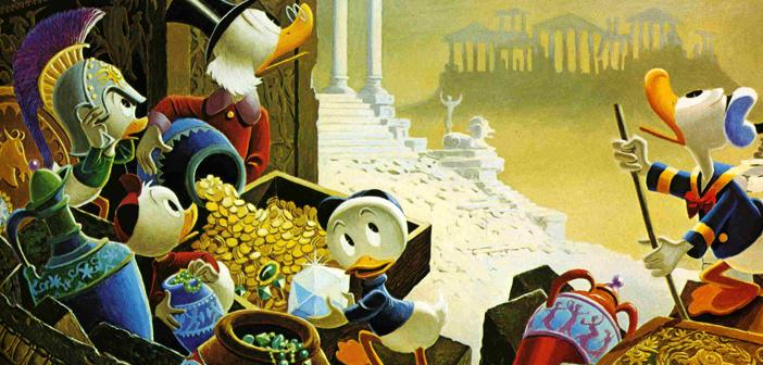 Abril – Editora não publicará mais quadrinhos Disney