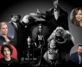 Confira a primeira imagem e elenco oficial da animação de A Família Addams