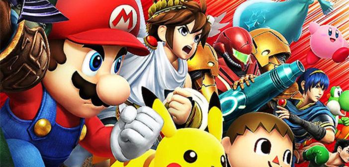 E3 2018 – Todo mundo está no novo trailer de Super Smash Bros. Ultimate