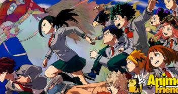 Anime Friends 2018: My Hero Academia foi o anime destaque do evento