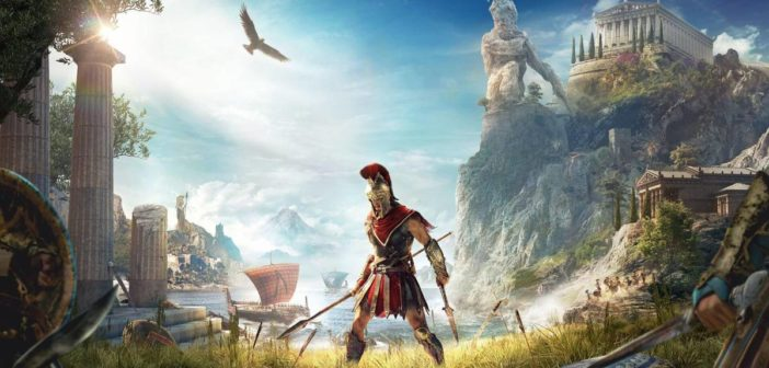 Assassin's Creed: Odyssey e Just Dance 2019 estarão disponíveis na Game XP