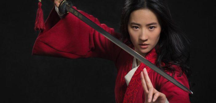 Mulan – Lie Yifei na primeira imagem como a protagonista do live-action