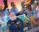 Conheça Paradise Police a nova animação da Netflix