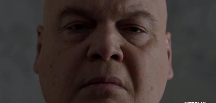 Wilson Fisk está de volta no teaser da 3ª temporada de Demolidor