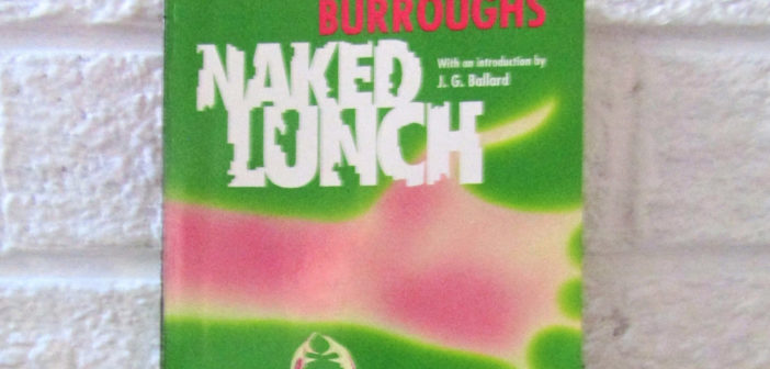 Book Review #6 – Naked Lunch