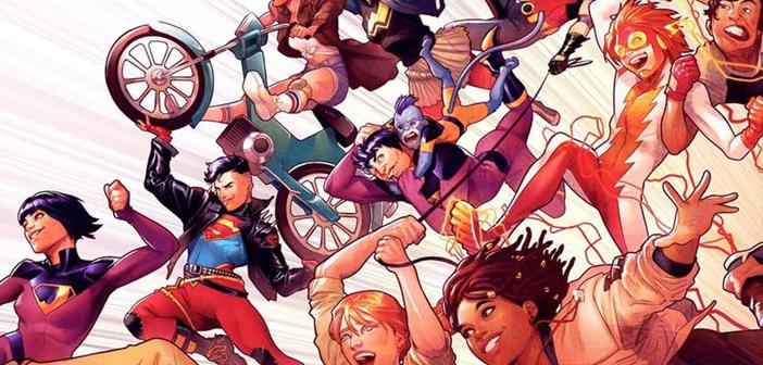 DC – Wonder Comics é o novo selo da DC dirigido por Brian Bendis
