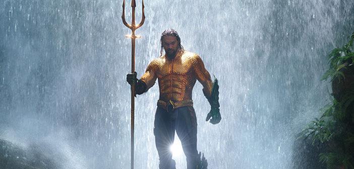 Aquaman recebe vídeo estendido com cenas inéditas