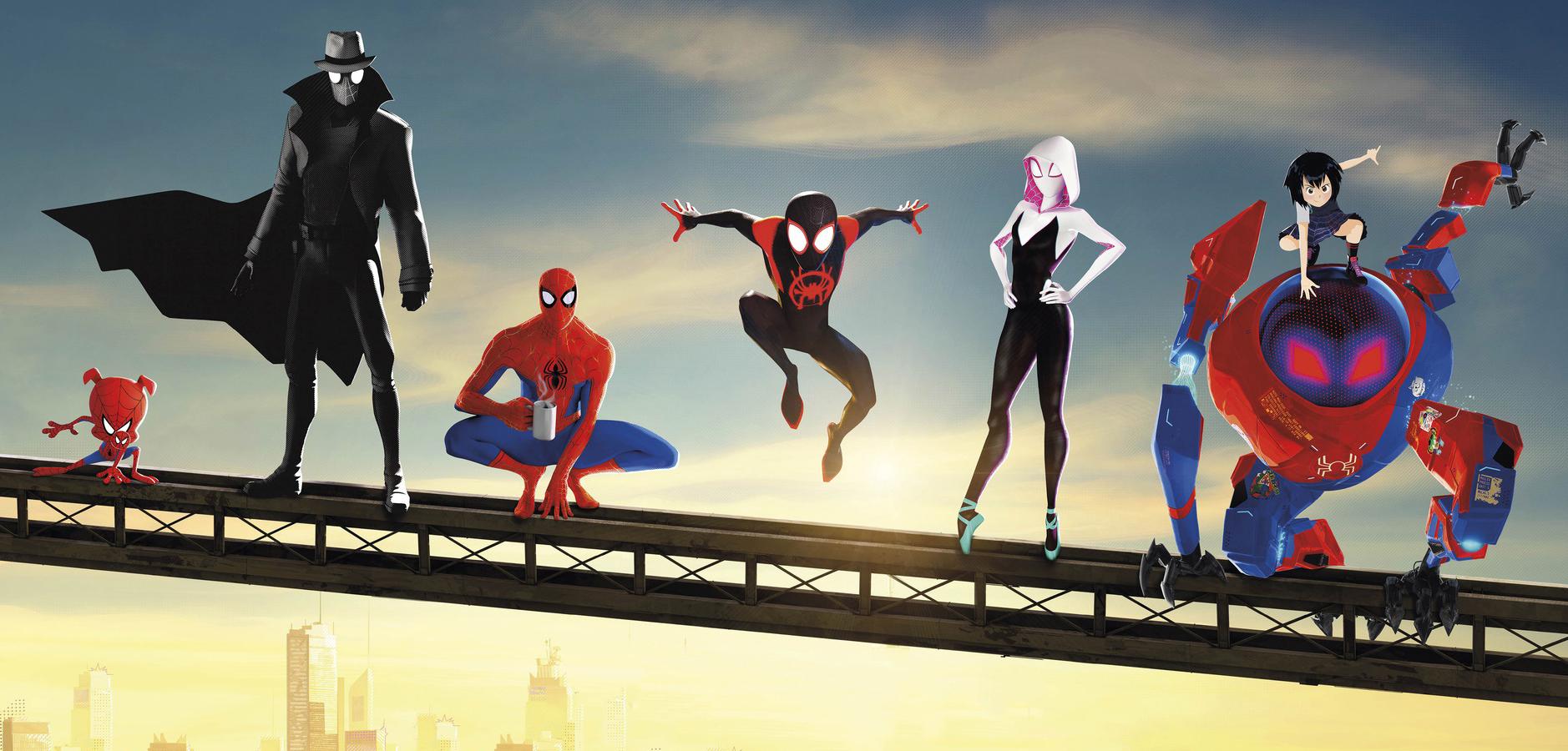 Resultado de imagem para Homem-Aranha: No Aranhaverso