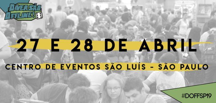 Diversão Offline retorna a São Paulo e promete bater recordes de público